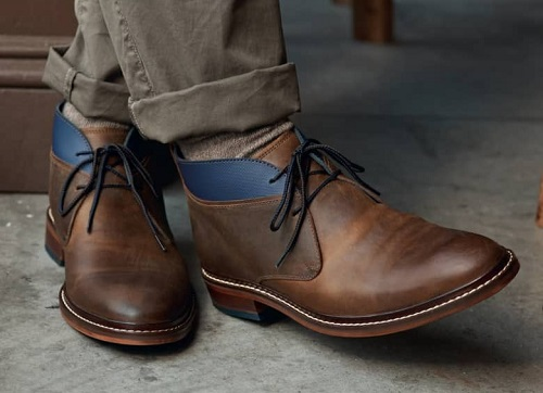 Cole Haan'Colton' Chukka Boot