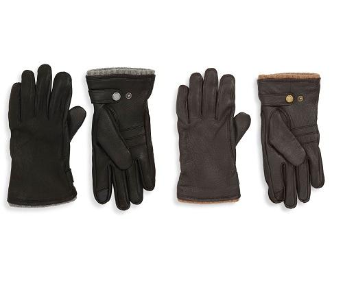 Polo RL Deerskin Gloves