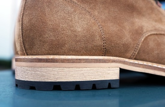 In Review: The Banana Republic Arley Suede Boot | Dappered.com