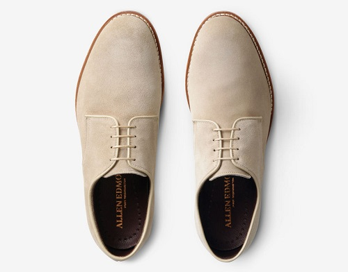 Allen Edmonds Nomad Bucks