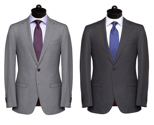 Spier & Mackay Tropical Weight Suits