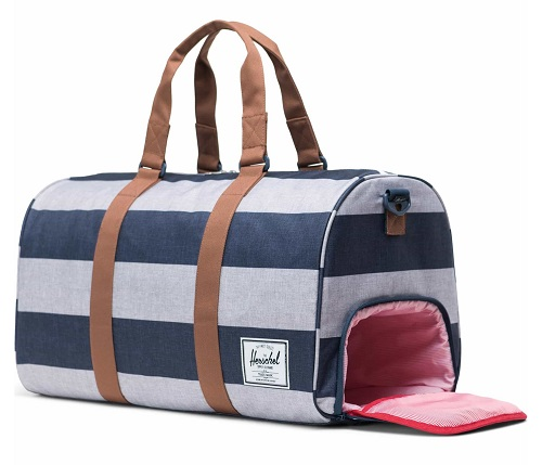 Herschel Supply Co.Novel Offset Denim Duffel Bag