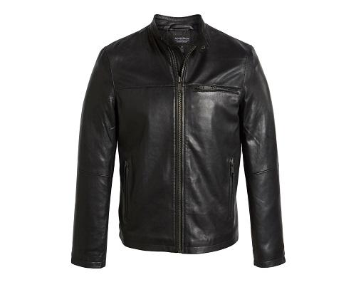 Nordstrom Leather Jacket