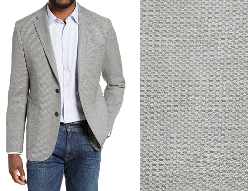 Made in Italy Rodd & Gunn Wool Blend Blazer