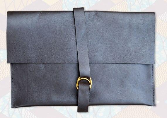 Leather-Folder