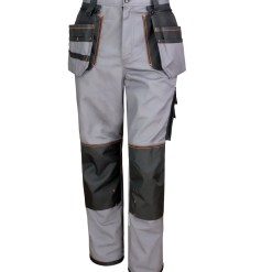holster pocket work trousers front
