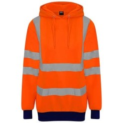 High Visibility Two Tone Hoodie