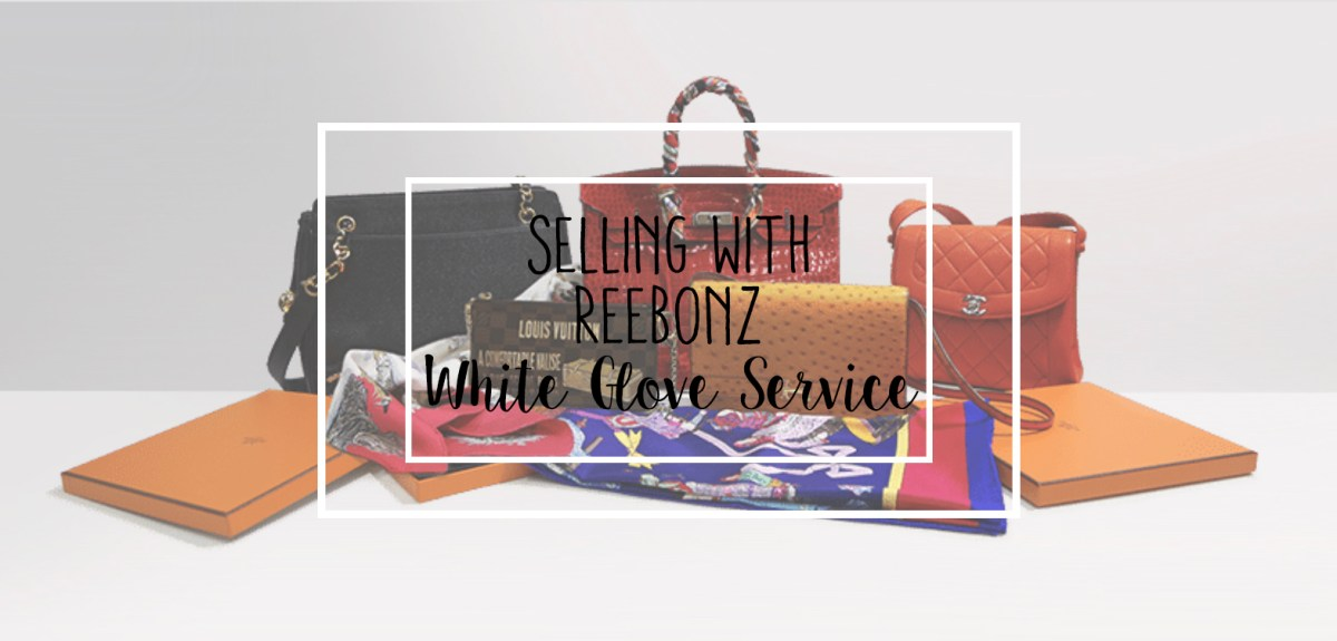 Selling with Reebonz White Glove Service