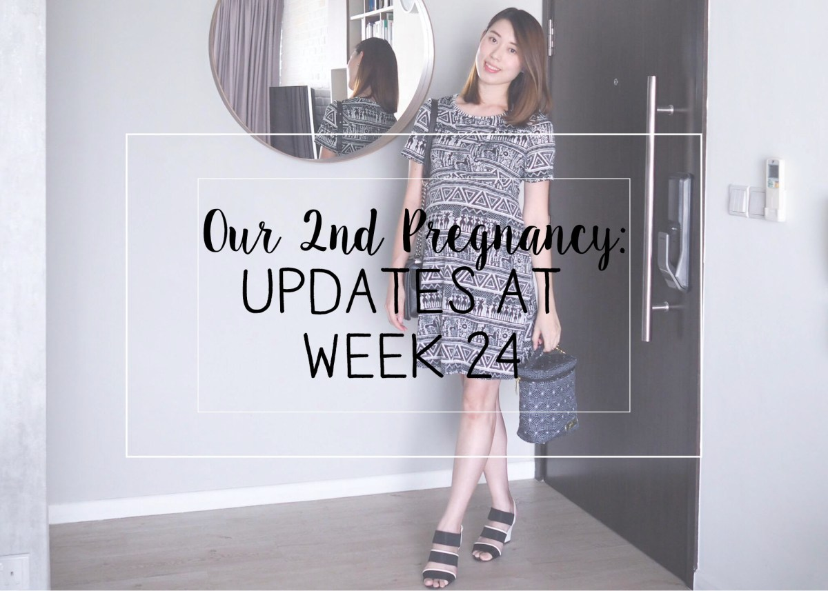 Our 2nd Pregnancy - Updates at Week 24