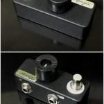 【Custom】 NOVO 足でボリューム操作とミュートスイッチの組み合わせ