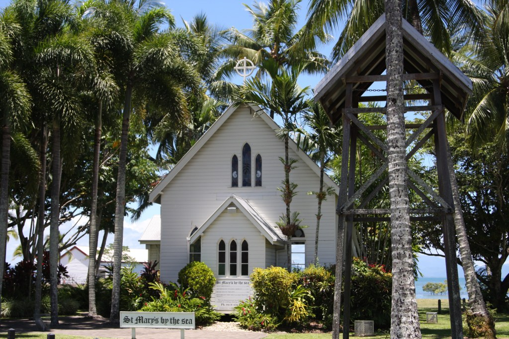 St Mary's by the Sea Church in Port Douglas
