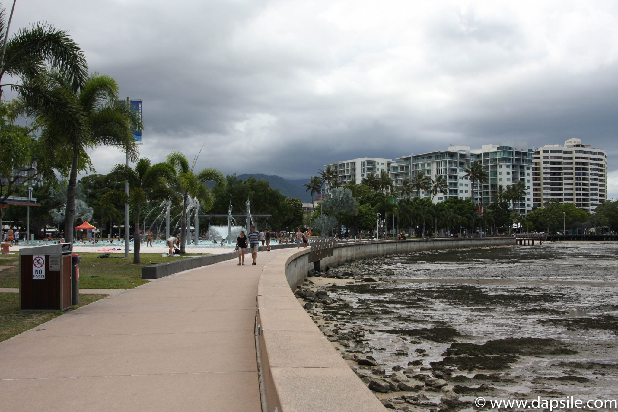 Cairns and the Surrounding Area Esplanade and Coastline