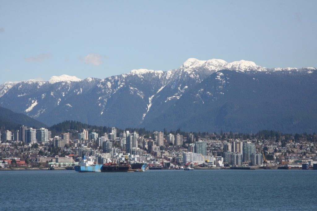 Mountains & Water of Vancouver