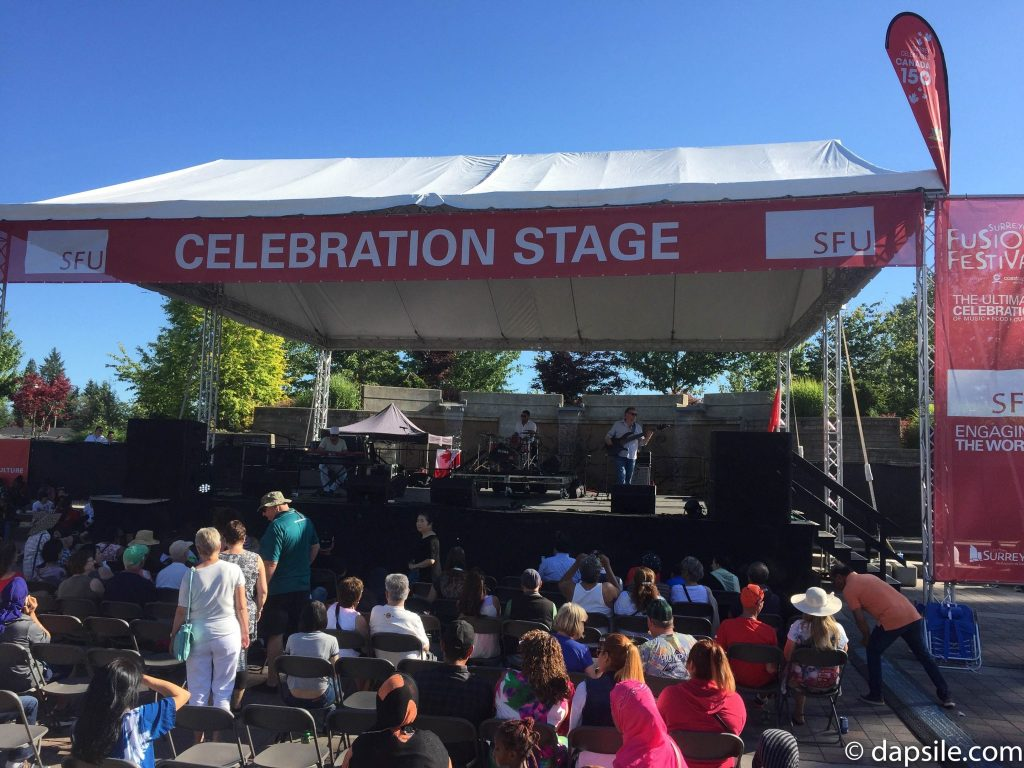 Fusion Festival Celebration Stage