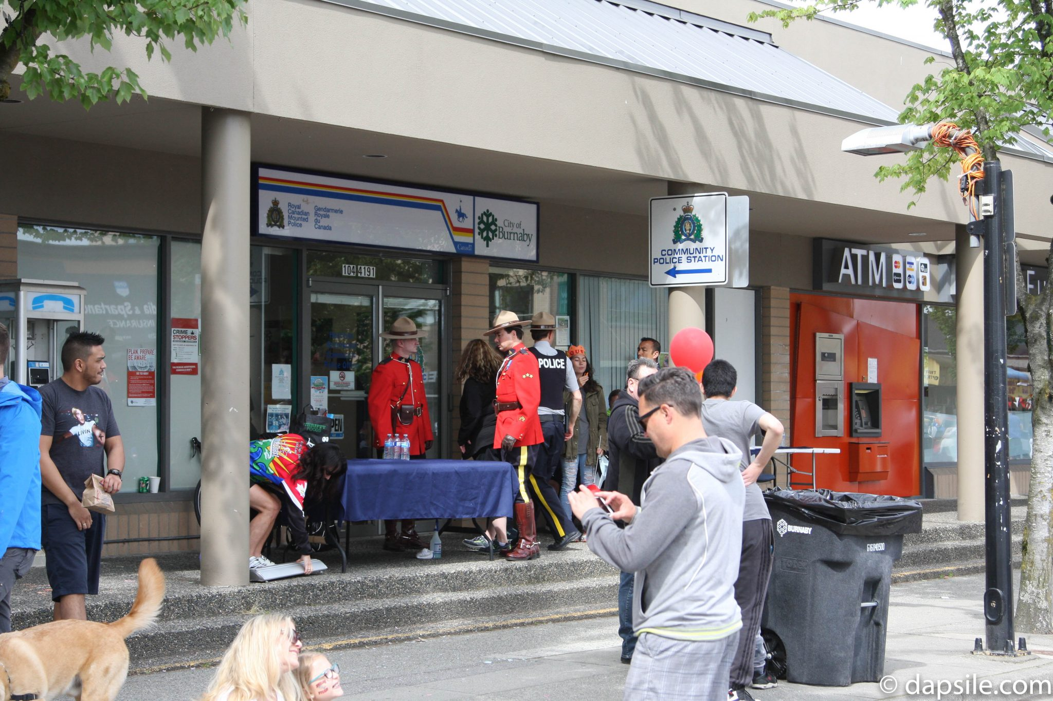 Hats Off RCMP Summer Street Festivals in the Vancouver Area