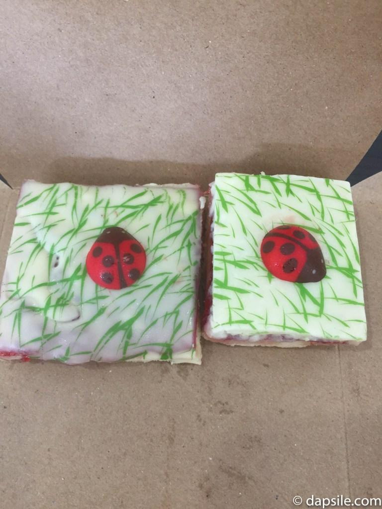 Panidor Cookie Challenge Ladybug Bites Cookie