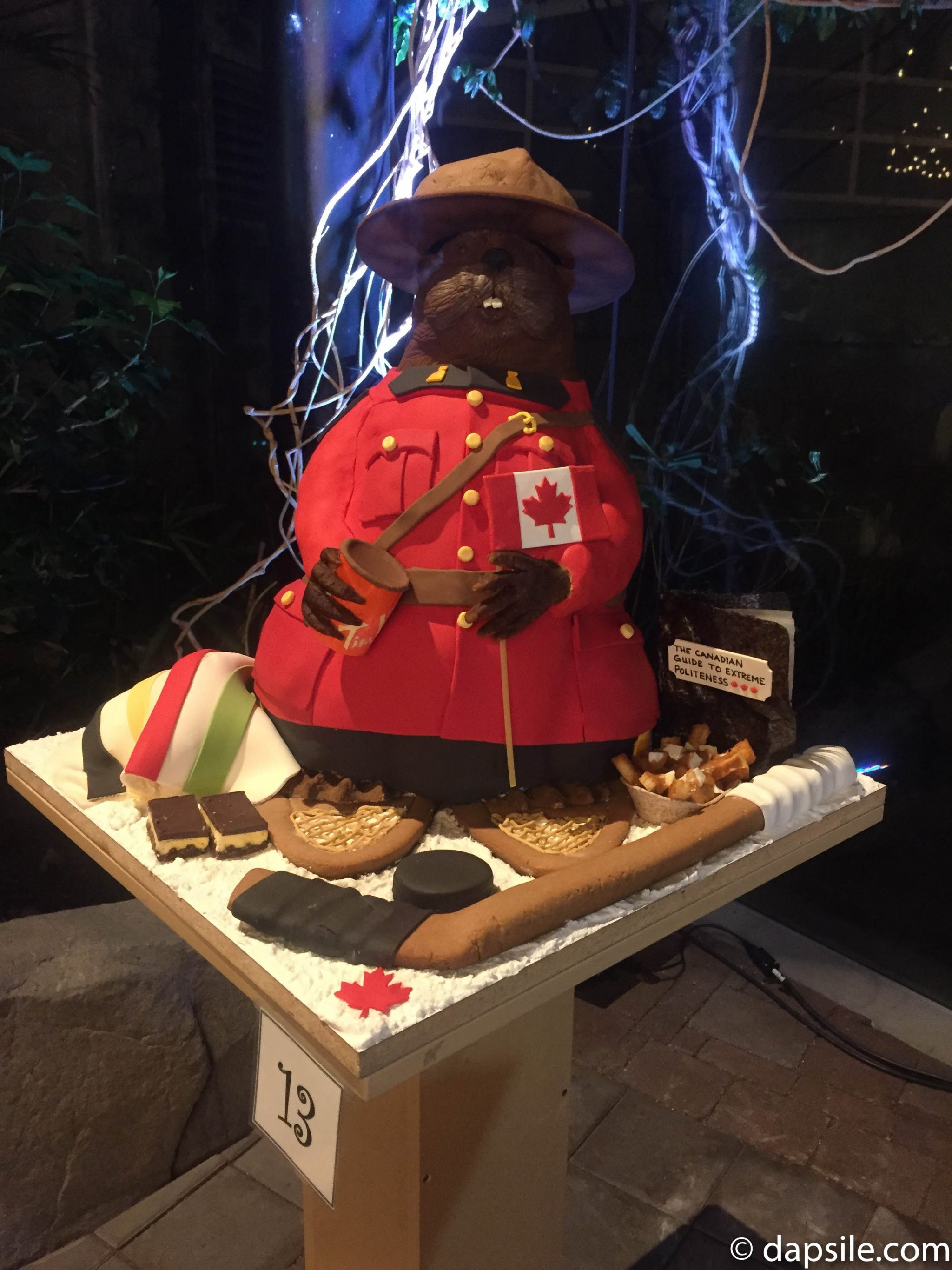 Things to Do in Victoria Gingerbread House Display Canadian Things