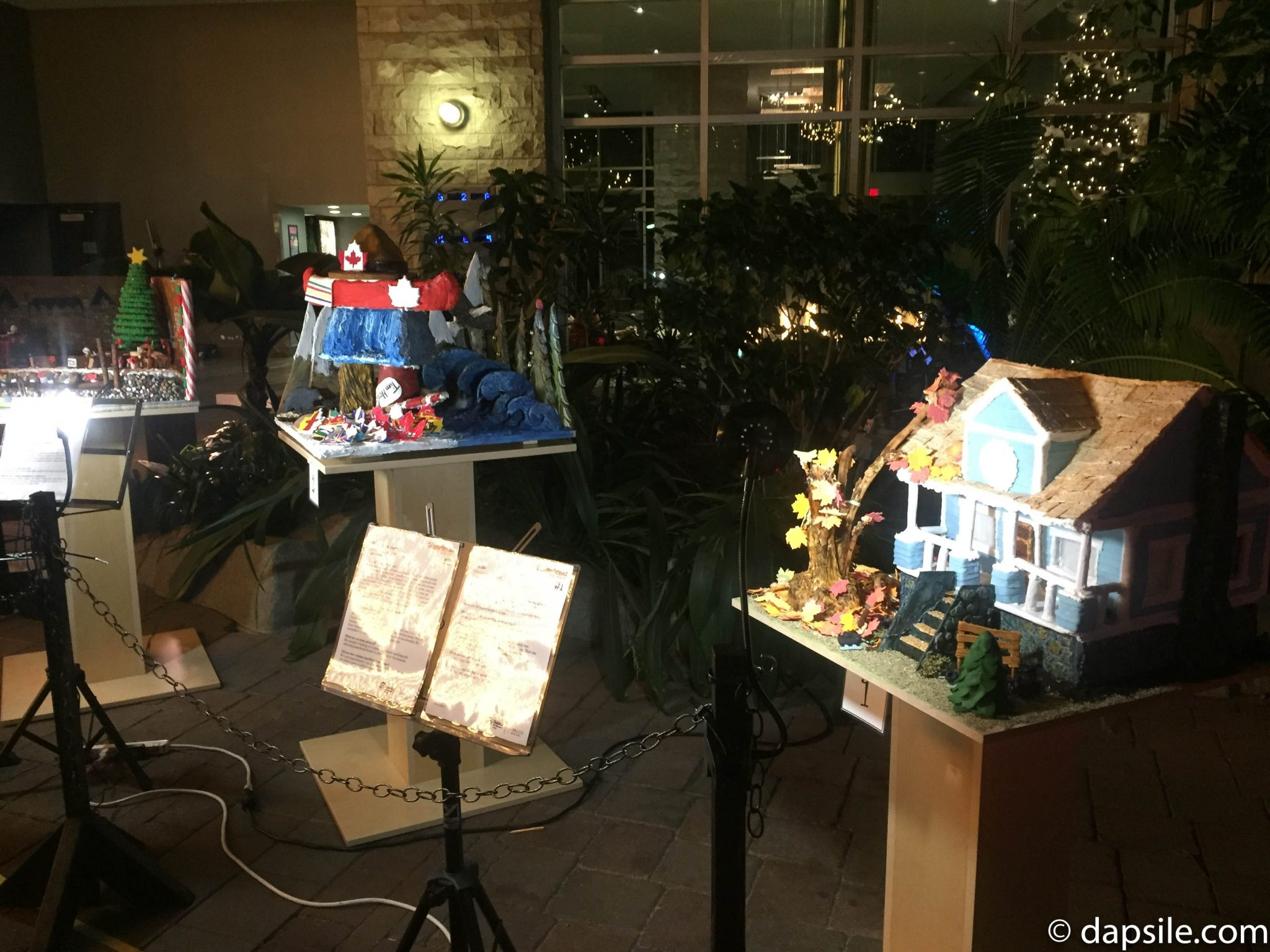 Things to Do in Victoria More Gingerbread House Displays