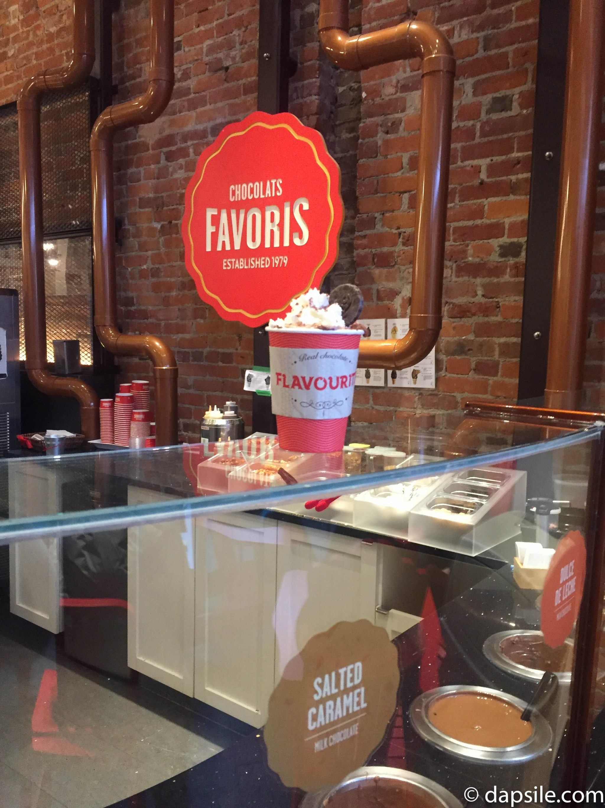 Things to do in Victoria Chocolats Favoris Hot Chocolate