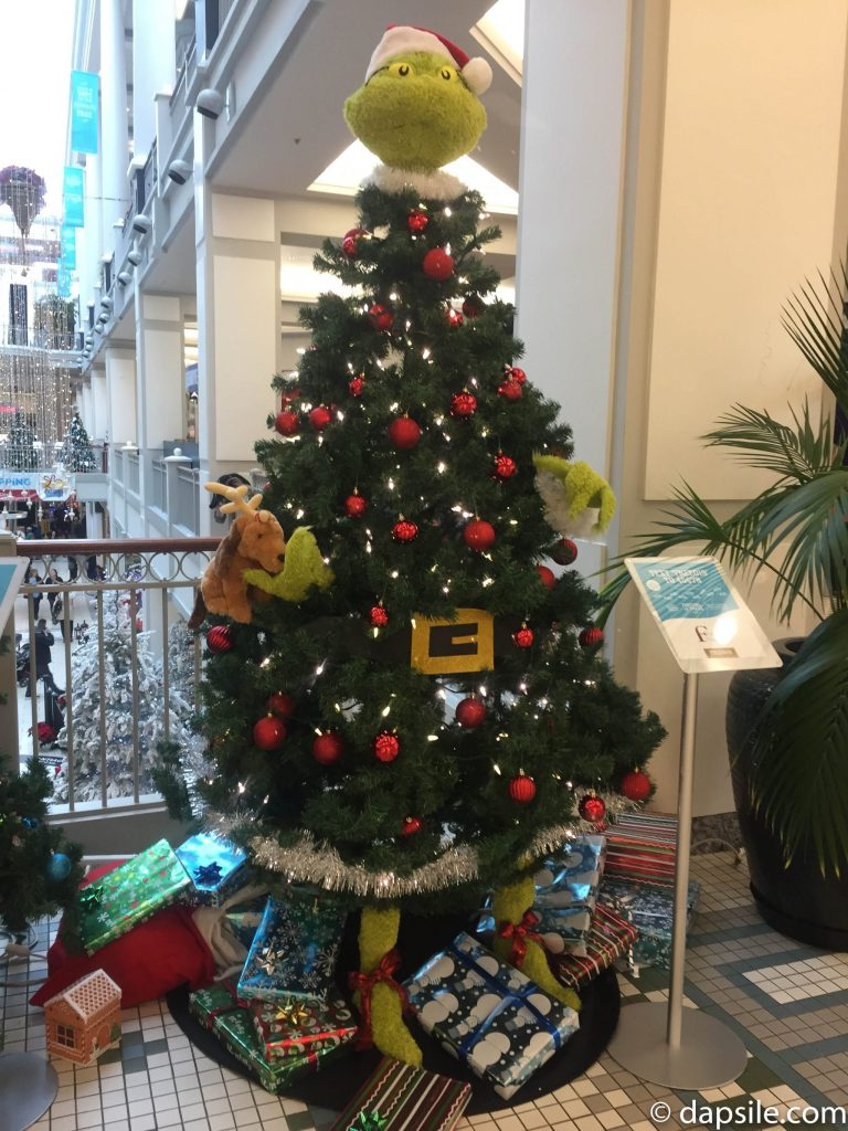 Things to do in Victoria Christmas Tree Festival Grinch Tree