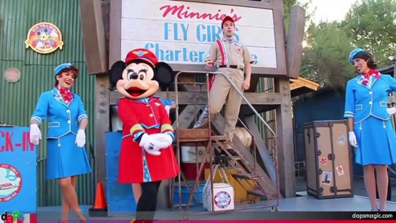 Minnie's Flygirls Final Show
