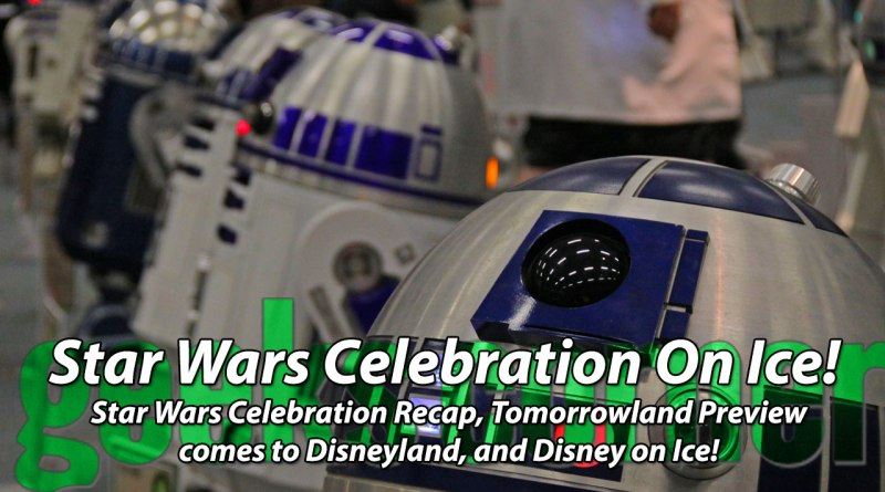 Star Wars Celebration On Ice! - Geeks Corner - Episode 429