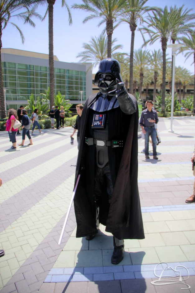 Star Wars Celebration Anaheim 2015 Day Four-10