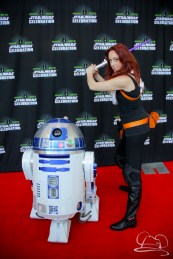 Star Wars Celebration Anaheim 2015 Day Four-36