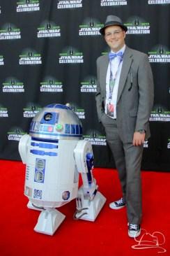 Star Wars Celebration Anaheim 2015 Day Four-41