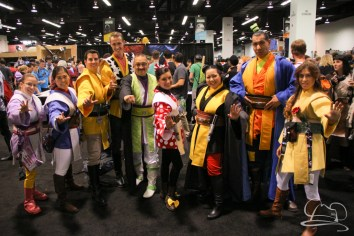 Star Wars Celebration Anaheim 2015 Day Three-23
