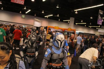 Star Wars Celebration Anaheim 2015 Day Three-28