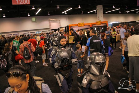 Star Wars Celebration Anaheim 2015 Day Three-29