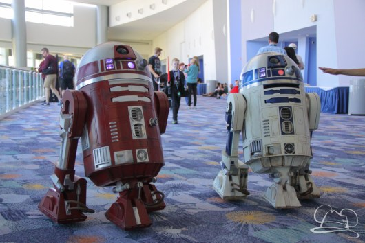 Star Wars Celebration Anaheim 2015 Day Three-32