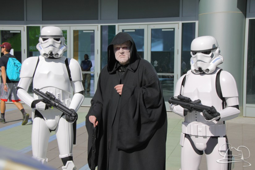 Star Wars Celebration Anaheim 2015 Day Two-10