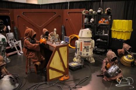 Star Wars Celebration Anaheim 2015 Day Two-117