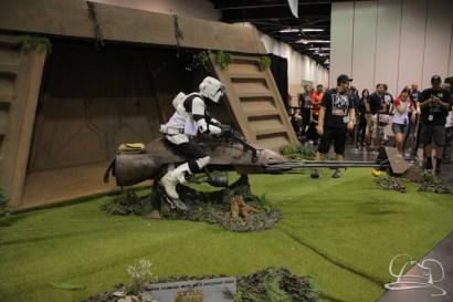 Star Wars Celebration Anaheim 2015 Day Two-128
