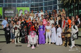 Star Wars Celebration Anaheim 2015 Day Two-13