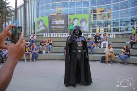 Star Wars Celebration Anaheim 2015 Day Two-183