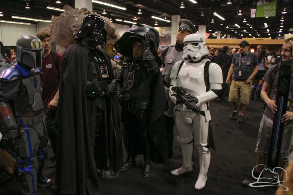 Star Wars Celebration Anaheim 2015 Day Two-21