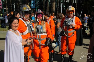 Star Wars Celebration Anaheim 2015 Day Two-3