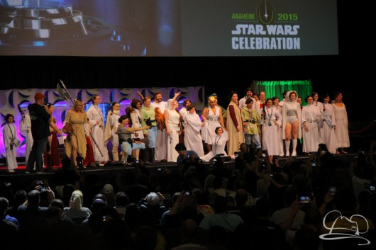 Star Wars Celebration Anaheim 2015 Day Two-56