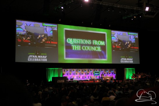 Star Wars Celebration Anaheim 2015 Day Two-93