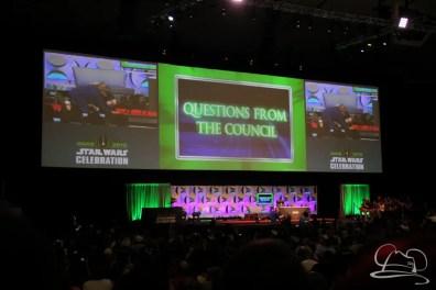 Star Wars Celebration Anaheim 2015 Day Two-94