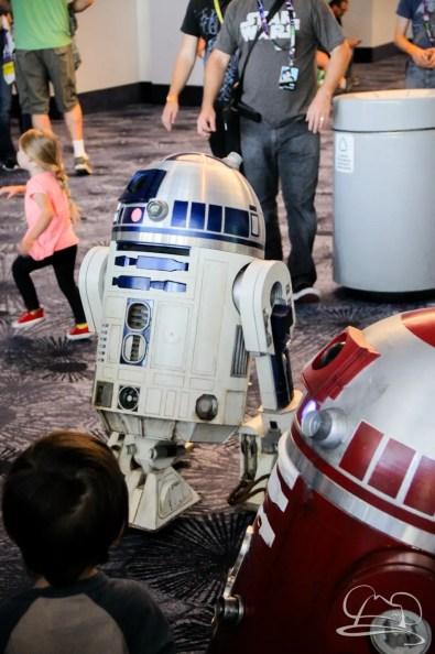 Star Wars Celebration Anaheim - Day 1-15