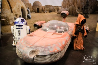 Star Wars Celebration Anaheim - Day 1-157