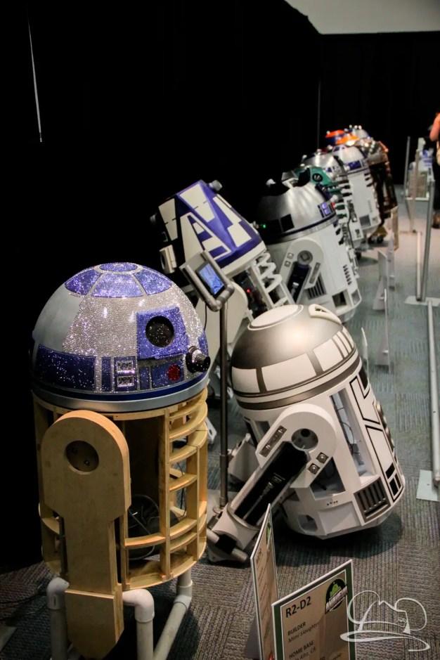 Star Wars Celebration Anaheim - Day 1-24