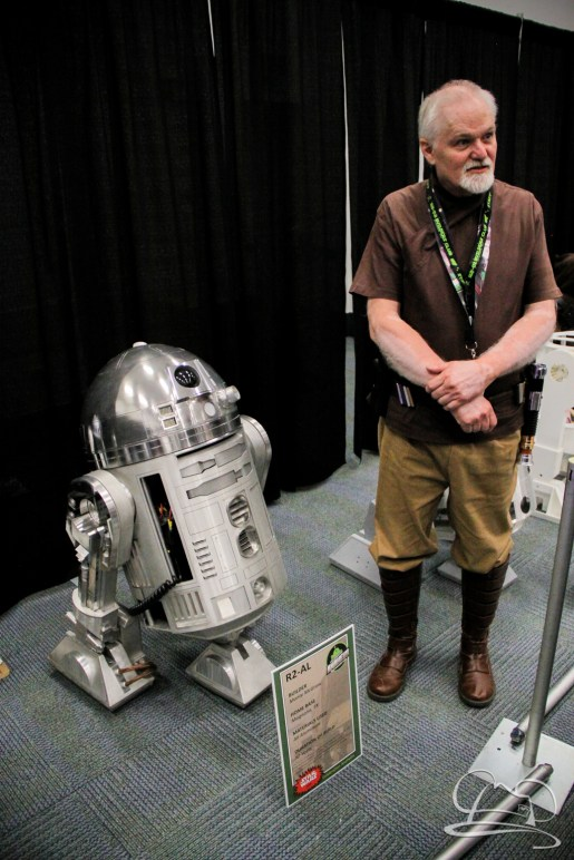 Star Wars Celebration Anaheim - Day 1-32