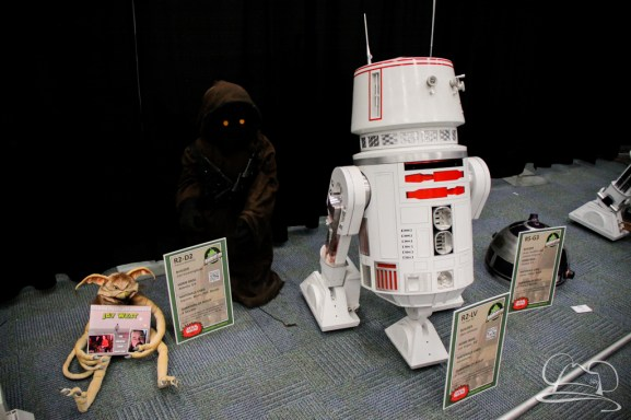 Star Wars Celebration Anaheim - Day 1-34