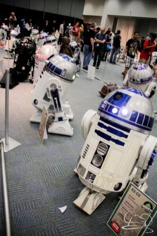 Star Wars Celebration Anaheim - Day 1-39