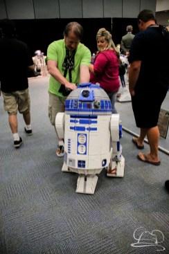 Star Wars Celebration Anaheim - Day 1-45